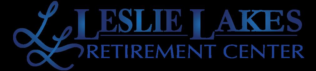 leslie lakes logo